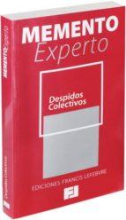 memento experto despidos colectivos 9788415911210