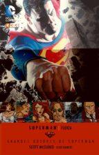 grandes autores de superman: scott mccloud   fuerza scott mccloud 9788416581610