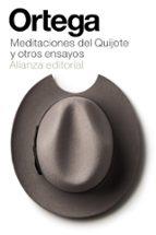 meditaciones del quijote y otros ensayos jose ortega y gasset 9788420686110