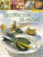 decoracion de mesas 9788424187910