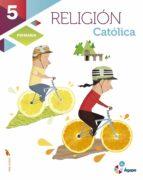 religión 5º educacion primaria agape proyecto superpixepolis-9788426398710