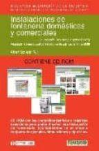 instalaciones de fontaneria domesticas y comerciales (2ª ed.) (in cluye cd)-albert soriano rull-9788426715210