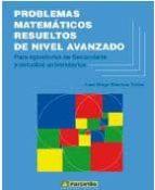 Problemas Matemáticos Resueltos De Nivel Avanzado