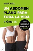 (pe) un abdomen plano para toda la vida-mariano orzola-9788427039810