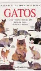 gatos:una guia visual-david alderton-9788428209410