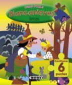 blancanieves (con 6 puzzles)-jordi (il.) busquets-9788430541010