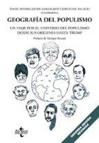 geografía del populismo (2ª ed.) angel rivero javier zarzalejos 9788430976010