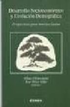desarrollo socioeconomico y evolucion demografica 9788431317010