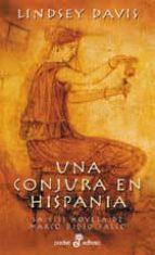 una conjura en hispania-lindsey davis-9788435019910