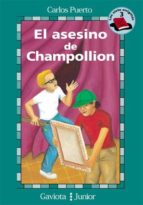el asesino de champollion: tercer enigma-carlos puerto-9788439280910
