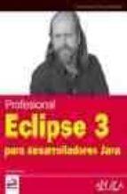 profesional eclipse 3 para desarrolladores java (anaya multimedia )-berthold daum-9788441518810