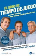 (pe) el libro de tiempo de juego (incluye cd)-9788448007010