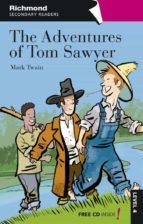 the adventures of tom sawyer. level 4 (incluye cd)-mark twain-9788466812610