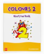 colours 2 nico´s fun book (2º educacion primaria)-9788467506310