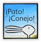 ¡pato! ¡conejo! (albumes ilustrados)-amy krouse rosenthal-9788467533910