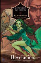 memorias de idhun: la resistencia: revelacion [2ª parte] comic laura gallego garcia 9788467543810