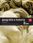 Geografía e historia 3º eso savia 15 trimestres Leer libros electrónicos descargados en Android