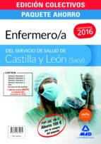 paquete ahorro enfermero/a del servicio de salud de castilla y león (sacyl) 9788467675610