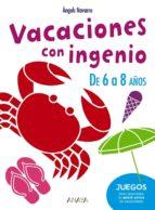 vacaciones con ingenio 1 (educacion primaria)-9788467830910