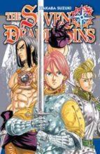 the seven deadly sins 16 nakaba suzuki 9788467926910