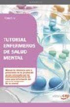 tutorial enfermeros de salud mental: tomo iv 9788468115610