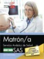 MATRON/A. SERVICIO ANDALUZ DE SALUD (SAS). TEST ESPECIFICOS