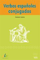 verbos españoles conjugados paloma rubio moraiz 9788471434210