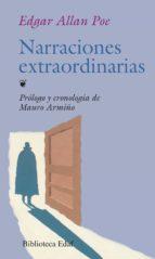 narraciones extraordinarias (6ª ed.)-edgar allan poe-9788471665010