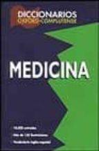 diccionario oxford-complutense de medicina-9788474916010