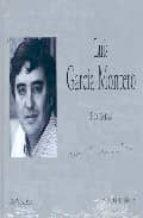 luis garcia montero: poemas (de viva voz) (incluye audio cd) luis garcia montero 9788475227610