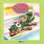 cocina vegetariana para niños-mercedes blasco-9788475568010