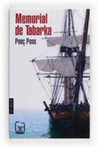 memorial de tabarka-ponç pons-9788476297810