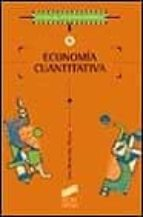 economia cuantitativa-jose hernandez alonso-9788477387510