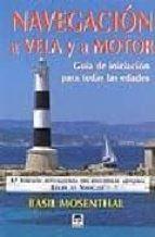 navegacion a vela y a motor basil mosenthal 9788479024710