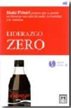 liderazgo zero-iñaki pinuel-9788483561010