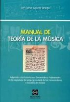 manual de teoria de la musica-mª esther agüera-9788484259510