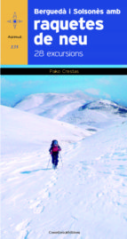 berguedá i solsones 28 excursions amb raquetes de neu-pako sanchez-9788490341810