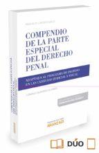 compendio de la parte especial del derecho penal gonzalo quintero olivares 9788490999110