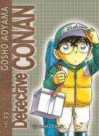 detective conan nº 23 (nueva edicion) gosho aoyama 9788491531210