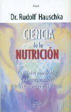 ciencia de la nutricion rudolf hauschka 9788494373510