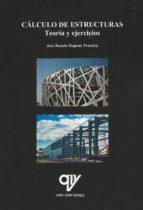cálculo de estructuras. teoría y ejercicios-jose ramon dapena traseira-9788494516610