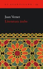 literatura arabe juan vernet 9788495359810
