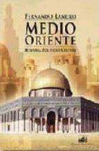 medio oriente; historia, politica y cultura-fernando landro-9788495823410