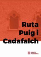 ruta puig i cadafalch (castellano)-tate cabre-9788496696310