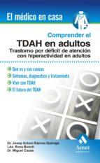 comprender el tdah en adultos-josep antoni ramos quiroga-9788497353410