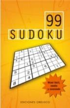 99 sudoku-9788497772310