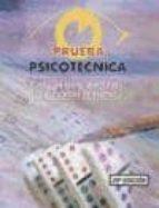 prueba psicotecnica (29ª ed) 9788498189810
