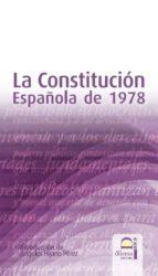 la constitucion española de 1978 maria de los angeles hijano perez 9788498270310