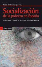 socializacion de la pobreza en españa-9788498884210