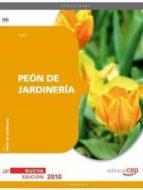 peon de jardineria. test 9788499377810